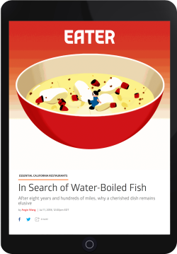 warter boiled fish